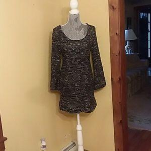 BCBG MAXAZRIA Tunic Dress